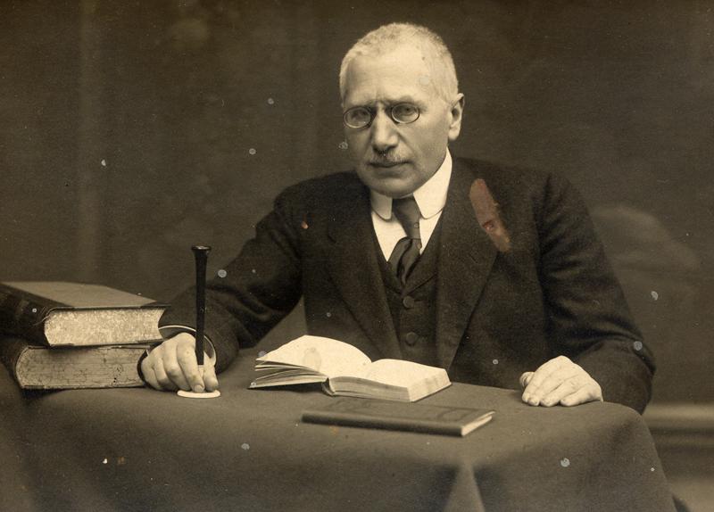 Dr Fritz Müller 1891