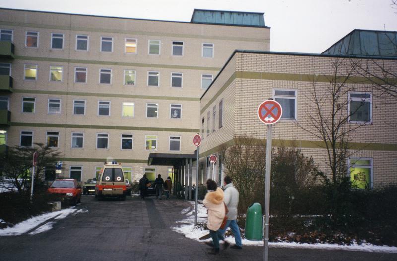 Winterberg Kinderklinik Saarbrücken